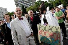"""Korwin-Mikke będzie masakrował """"czerwoną hołotę"""" w Parlamencie Europejskim?"""