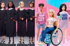 Patrząc na dzisiejsze lalki Barbie, żałuję, że nie jestem już małą dziewczynką