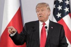 Czy Donald Trump znów przyleci do Warszawy?