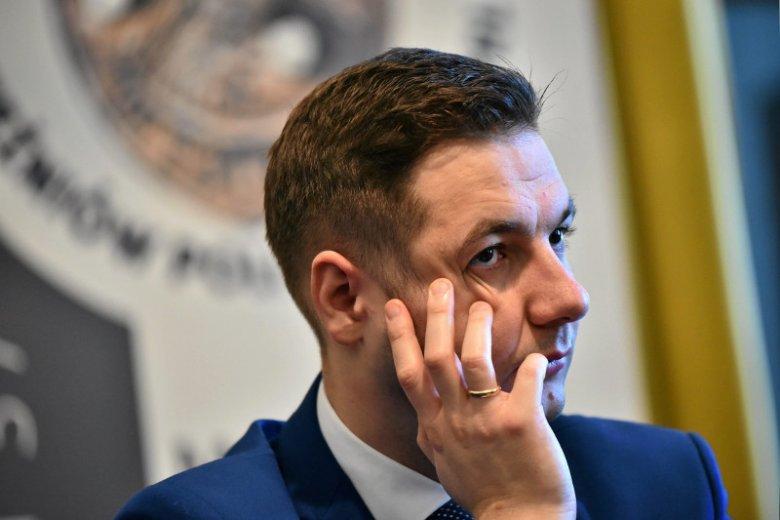 Czyżby Patryk Jaki wycofał się z walki o prezydenturę Warszawy?