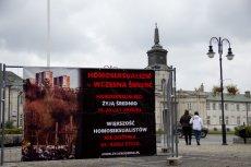 W Radzyniu Podlaskim stanęła kontrowersyjna wystawa.