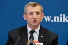 Krzysztof Kwiatkowski chce, by Najwyższa Izba Kontroli miała realny wpływ na parlament i rząd.