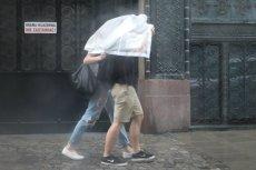 W czasie długiego weekendu mogą pojawić się gwałtowne burze.