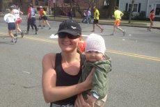 Karina J. Chmielewski była jedną z osób, które brały udział w bostońskim maratonie.