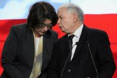 Beata Mazurek skomentowała pobyt Jarosława Kaczyńskiego w szpitalu.