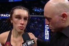 Joanna Jędrzejczyk przegrała walkę UFC.