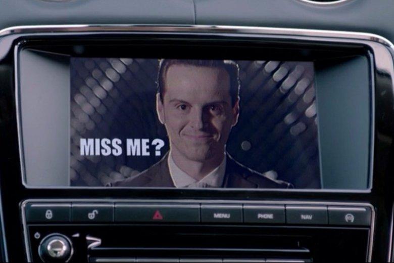 Czyżby Moriarty sfingował własną śmierć? Nie byłaby to pierwsza tego typu akcja w serialu.