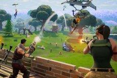 """""""Fortnite"""" to gra sieciowa, który w perfekcyjny sposób wykorzystała tryb battle royale. Grają w nią miliony ludzi na całym świecie"""