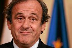 Platini oskarża FIFA i Trybunał Arbitrażowy.