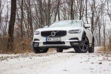 Volvo V90 Cross Country w naturalnym środowisku