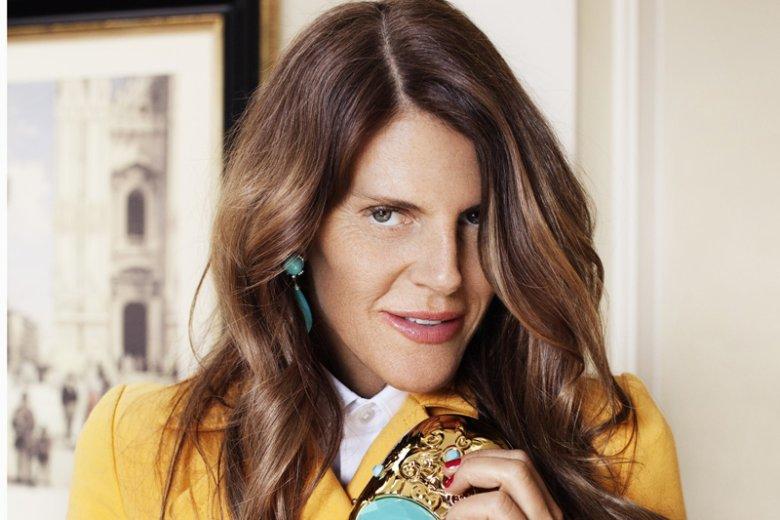 Kolekcja Anny dello Russo dla H&M będzie dostępna już 4-go października.