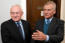 Leszek Miller i Aleksander Kwaśniewski zabrali głos ws. więzień CIA
