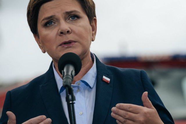 Beata Szydło spotkała się z protestującymi lekarzami.
