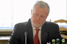 Piotr Nowina-Konopka został odwołany z Watykanu, gdzie pełnił od trzech lat funkcję ambasadora