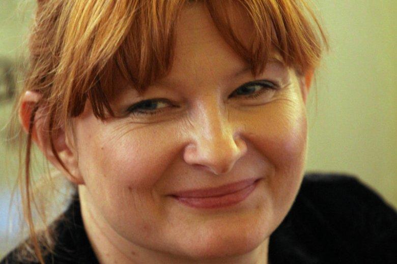 Joanna Pietrusiewicz, prezeska Fundacji Rodzić Po Ludzku.