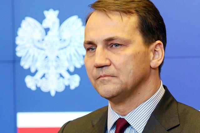 Radosław Sikorski to jeden z bohaterów afery taśmowej