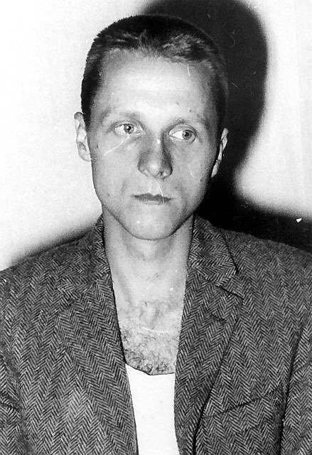 Zdjęcie zrobione po aresztowaniu w 1970 r., miałem wtedy 26 lat.