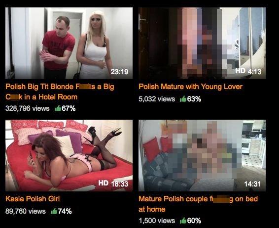 Jakie porno oglądają lesbijki
