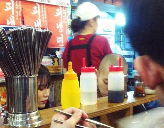 """"""" W Korei sushi jest zupełnie inne, niż w Japonii"""""""