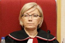 Zdaniem dziennikarzy TVN Julia Przyłębska miała zakazywać sędziom TK składania zdań odrębnych do orzeczeń trybunału.