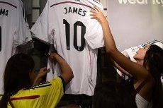 W ciągu 48 godzin sprzedano ponad 345 tysięcy koszulek Jamesa Rodrigueza