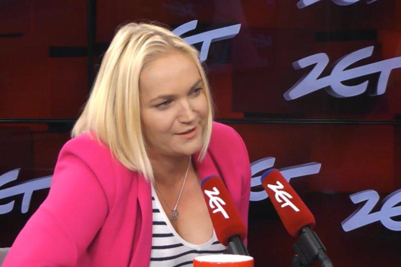 Dominika Figurska-Chorosińska wyznała, że pokochała obóz dobrej zmiany miłością czystą.