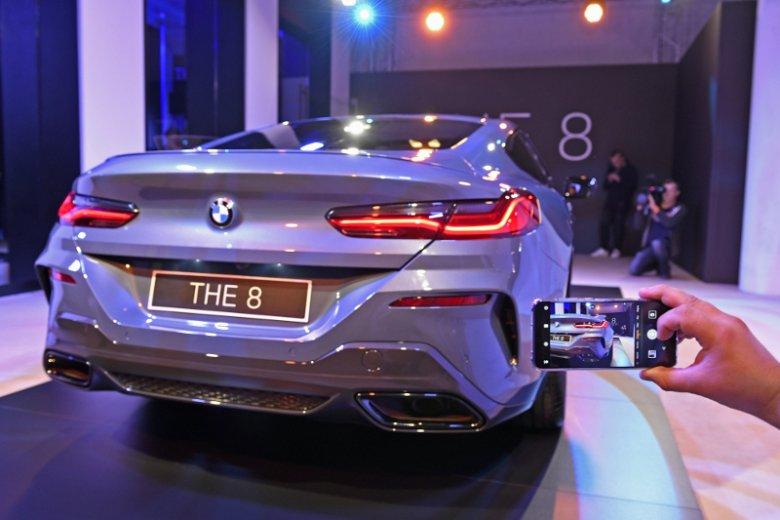 BMW serii 8 to jeden z najnowszych produktów bawarskiego producenta.