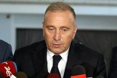 Grzegorz Schetyna jest obiektem internetowych kpin jako... lider opozycji.
