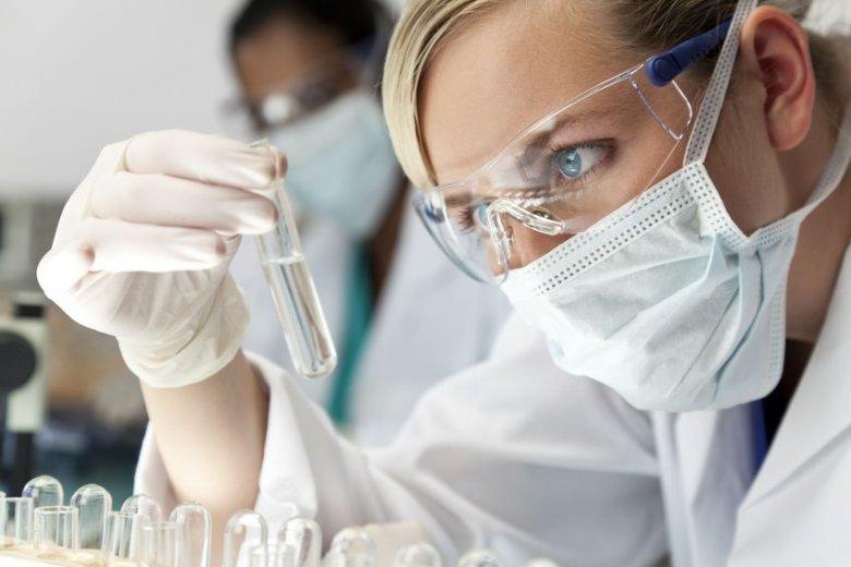laboratorium - zdjęcie
