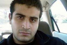 Omar Mateen, zabójca 50 osób w Orlando.
