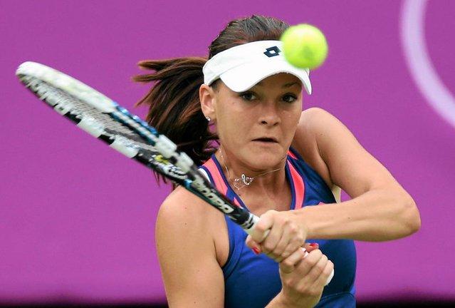 Radwańska nie zagra w finale Australian Open