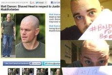 Akcja #BaldForBieber była wielkim internetowym oszustwem. Justin Bieber wcale nie ma raka