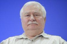 Lech Wałęsa dostał nabój i groźby. Odpowiada, że boi się tylko Boga i żony.