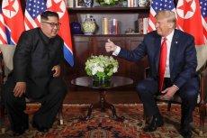Szczyt Donald Trump - Kim Dzong Un zakończony bez porozumienia.