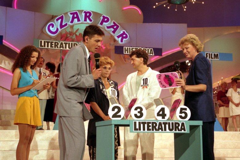 """""""Czar Par"""" to jeden z najpopularniejszych teleturniejów w historii polskiej telewizji. Nowa seria powraca po 23 latach"""