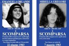 Tajemnicze zaginięcie w Watykanie. Emanuela Orlandi miała 15 lat, gdy słuch po niej zaginął. Dotąd nieznany jest też los Mirelli Gregori.