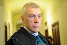 Izba Dyscyplinarna Sądu Najwyższego nie zawiadomiła o czwartkowej rozprawie jednej ze stron.