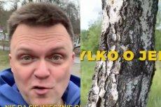 Nowy spot Szymona Hołowni wywołał wielkie kontrowersje.