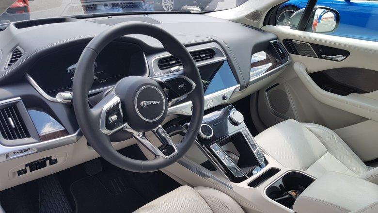Jaguar – odrobina luksusu.