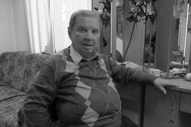 Roman Maliniak od dawna zmagał się z poważną chorobą oczu.