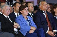 Polskim władzom nie przeszkadzają układy Orbána z Putinem.