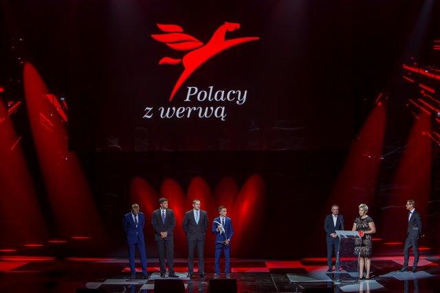 Polacy z werwą to plebiscyt wyróżniający młodych zdolnych w kilku ważnych kategoriach