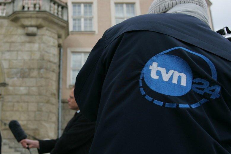 KRRiT nałożyła na TVN24 karę prawie 1,5 mln zł.