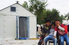 Szwajcaria zaproponuje uchodźcom składane domy IKEI