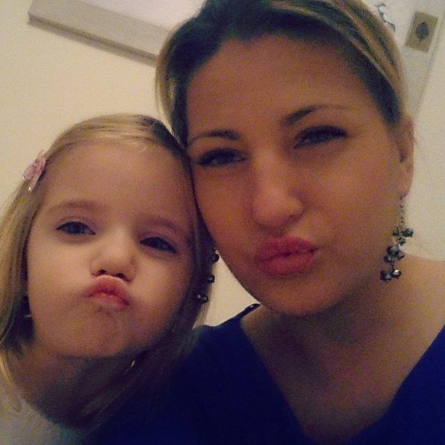 Joanna i jej Córeczka - Lenka