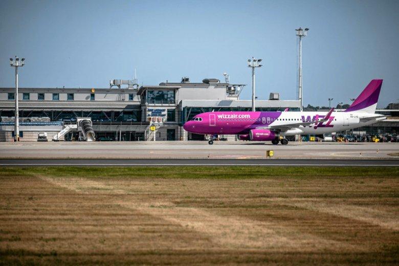 Gdansk - lotnisko Rebiechowo
