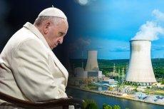 """Japońscy biskupi chcą, by papież Franciszek ostrzegł przed energią jądrową w swojej """"ekologicznej encyklice""""."""