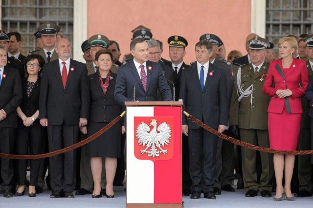 Andrzej Duda twierdzi, że trzeba zmienić konstytucję