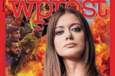 """Tygodnik """"Wprost"""" poświęcił okładkę Miriam Shaded i jej walce z islamem."""