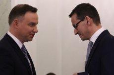 Duda i Morawiecki spotkali się, żeby omówić zakaz Marszu Niepodległości wydany przez prezydent Warszawy Hannę Gronkiewicz-Waltz.